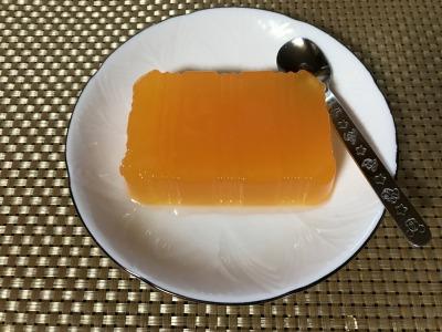 みなさまのお墨付き 寒天ゼリー マンゴ-味