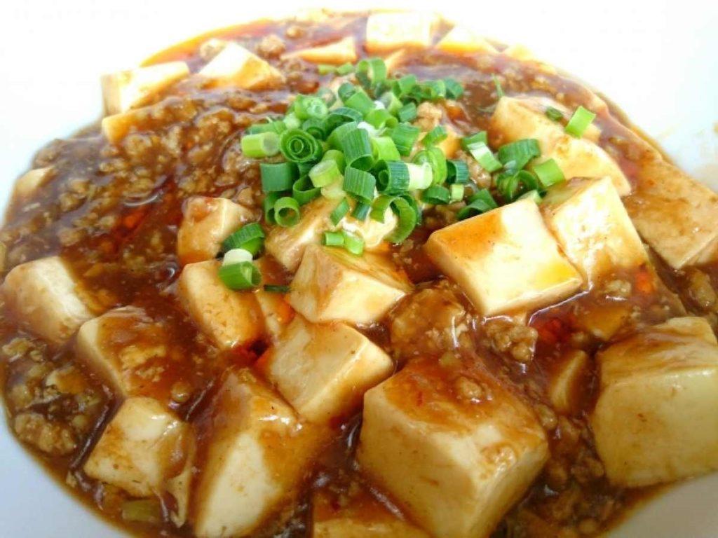 麻婆豆腐 美味しそう